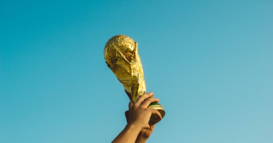Hur fotbolls-VM berör Macau spel Stocks