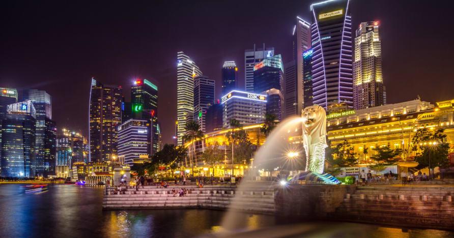 Spel i Singapore