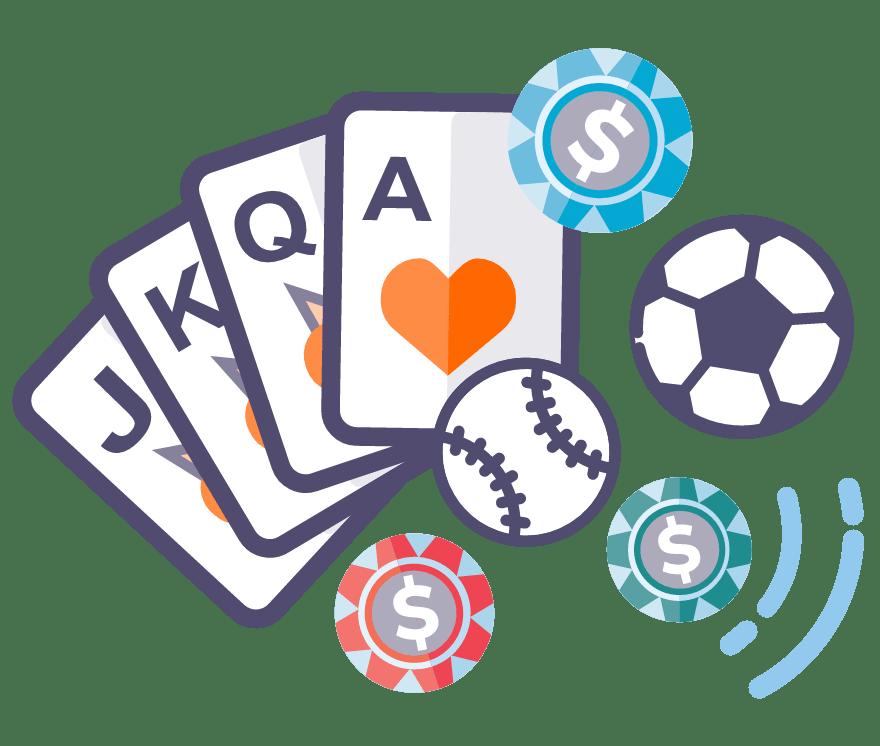8 Bästa Sports Betting Online Casinos 2021