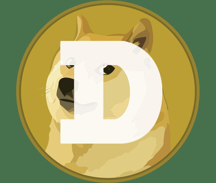 Alla 2 Online Casinon med Dogecoin