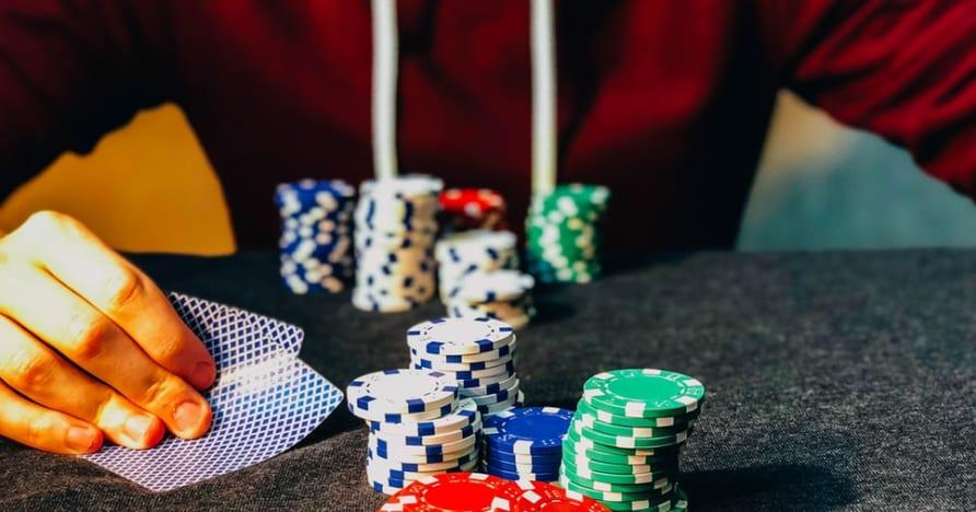 Online casinospel som erbjuder de bästa vinnande oddsen