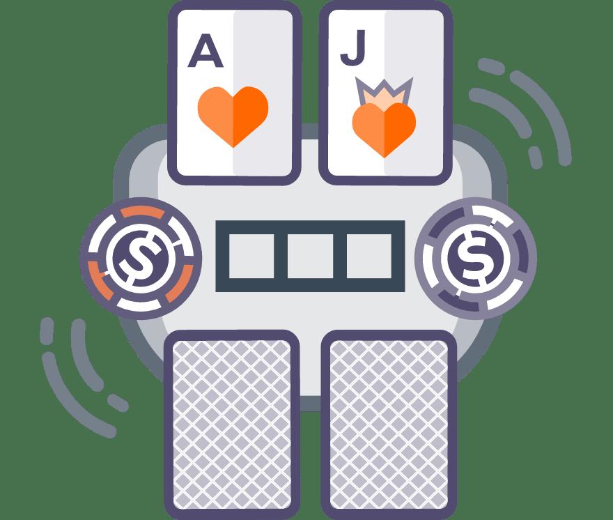 12 Bästa Casino Holdem Online Casinos 2021