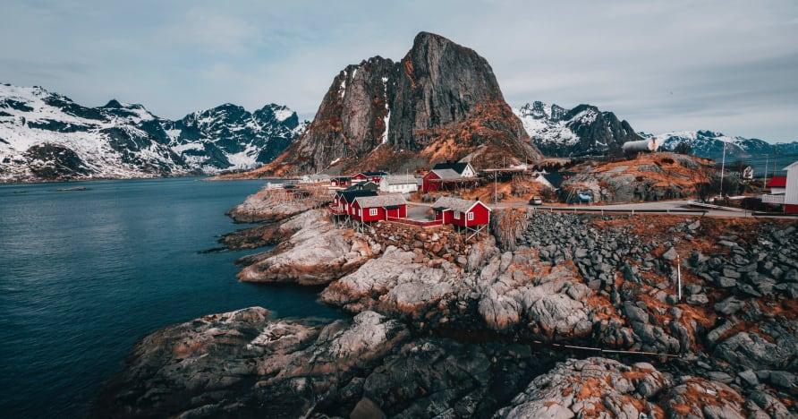 Onlinespel i Norge