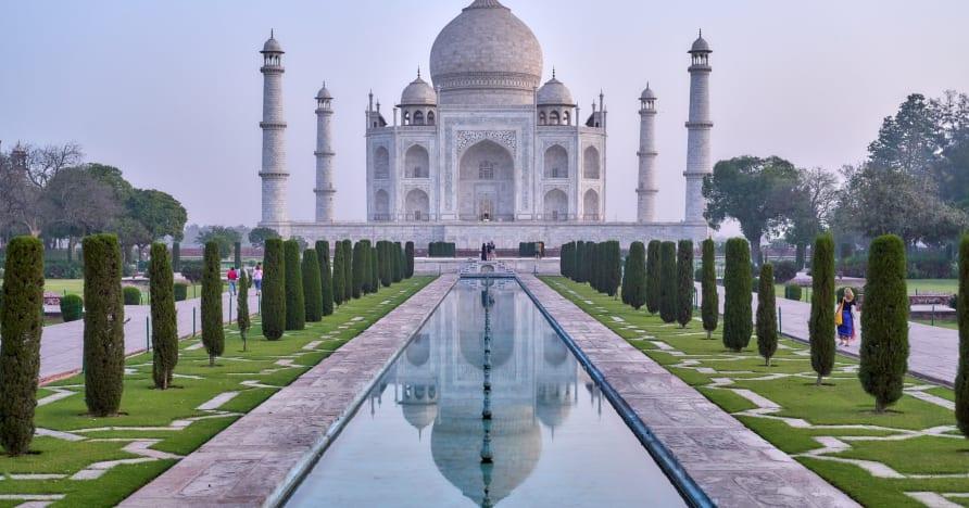 Europas bästa hundar sätter sevärdheter på den snabbt stigande indiska onlinecasinomarknaden