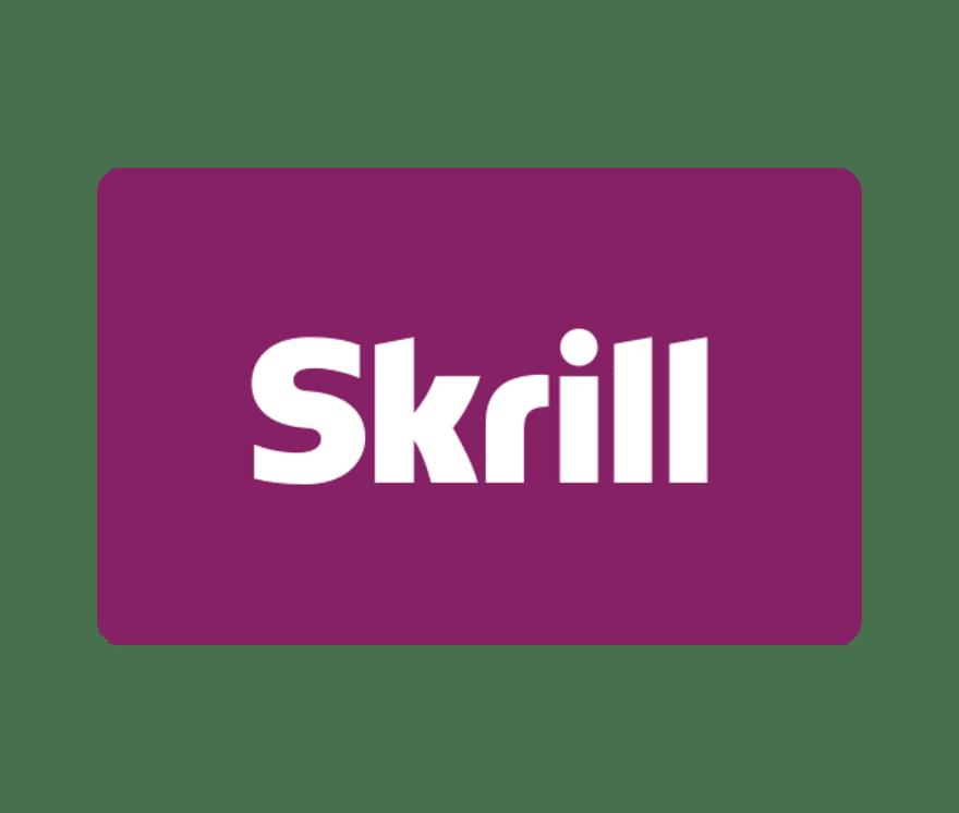 38 Online casinon med Skrill 2021
