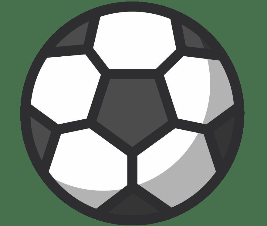 6 Bästa Fotbollsspel Online Casinos 2021