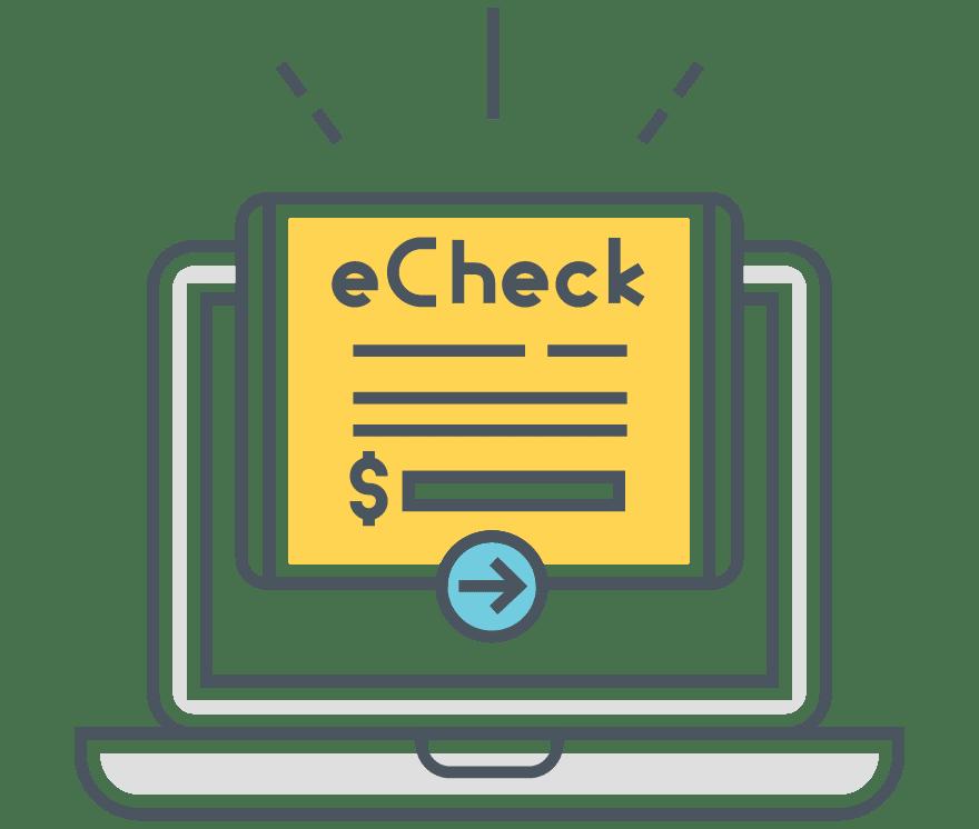 Alla  Online Casinon med eChecks