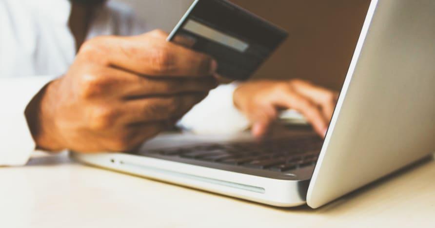 Kreditkortsförbudet för vadslagning i Storbritannien