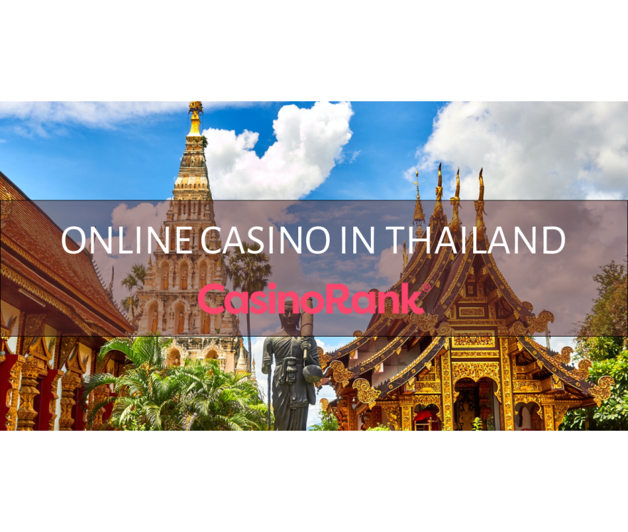 10 Online casinon i Thailand 2021