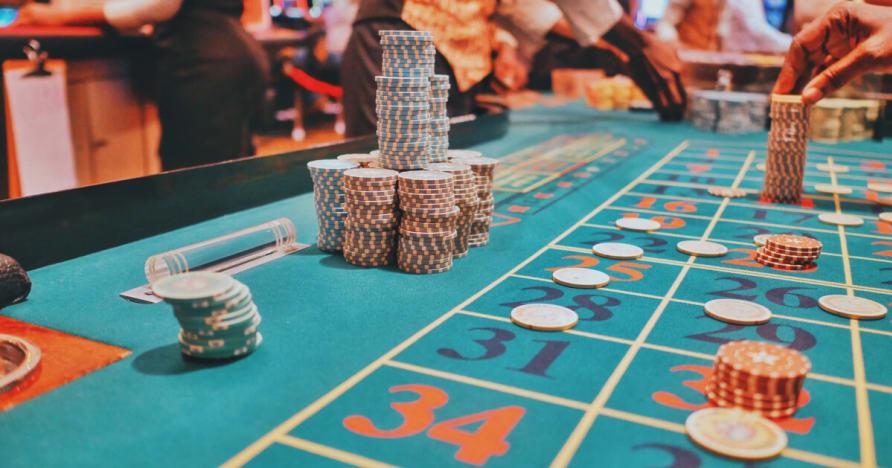 5 mest populära kasinospelen