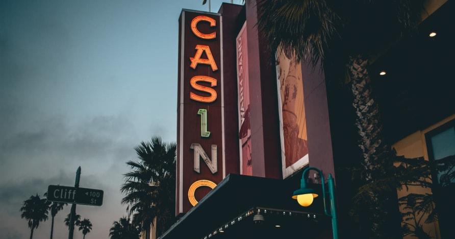 Online Casino Vs. Landbaserat casino - känna till fördelarna