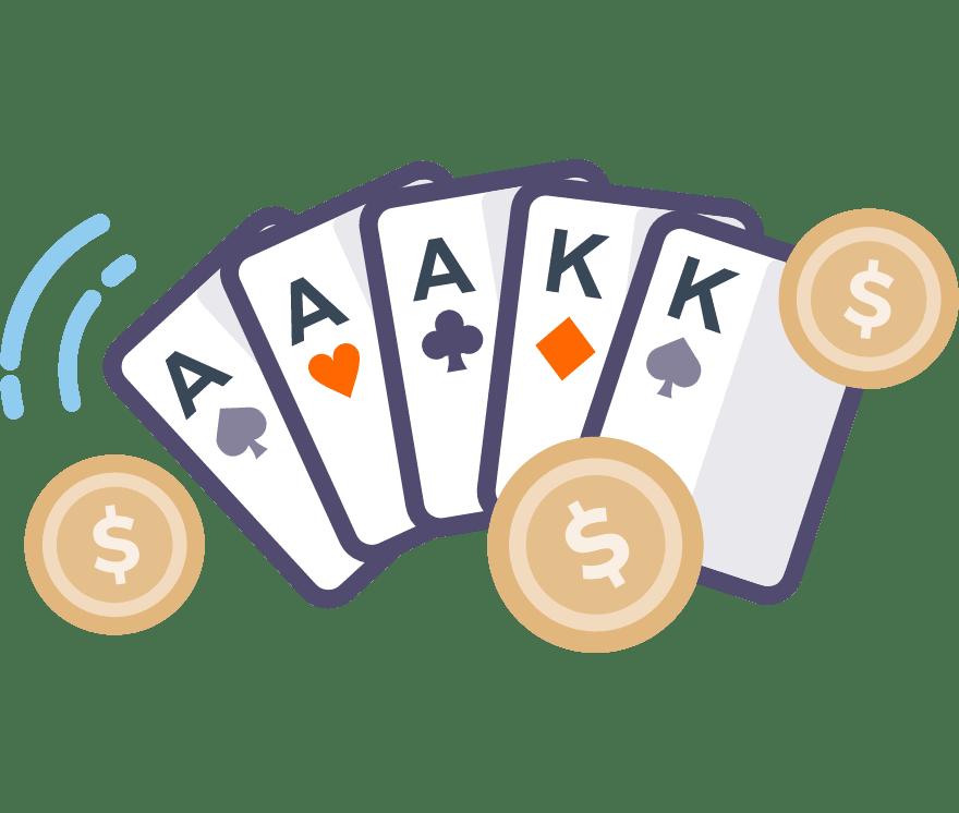 16 Bästa Poker Online casinos 2021