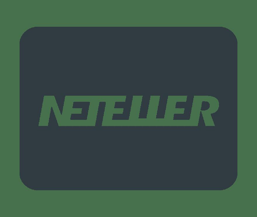 37 Online casinon med Neteller 2021