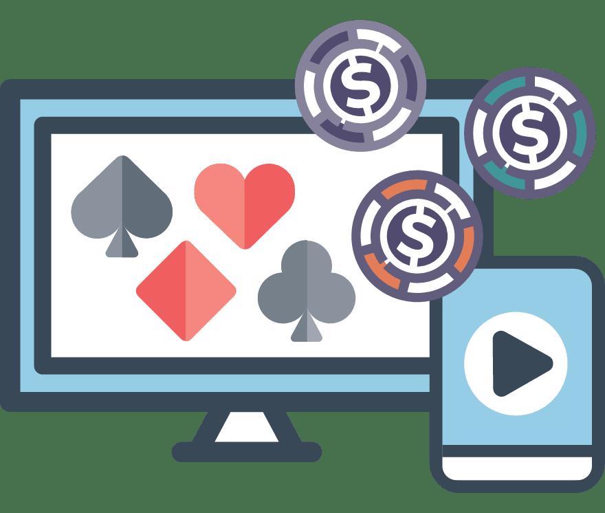 14 Bästa Videopoker Online Casinos 2021