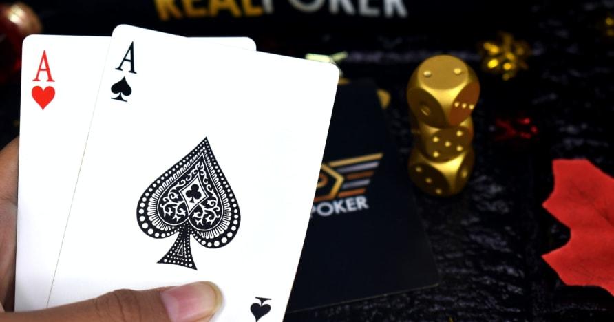 Att spela poker - Bästa strategi och tips att skala