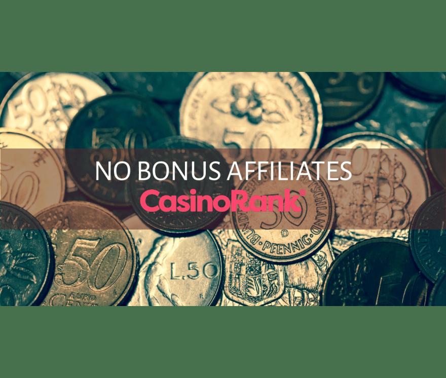 1 Bästa No Bonus Affiliates Online Casinos