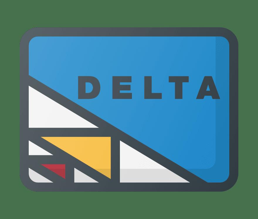 Alla  Online Casinon med Delta
