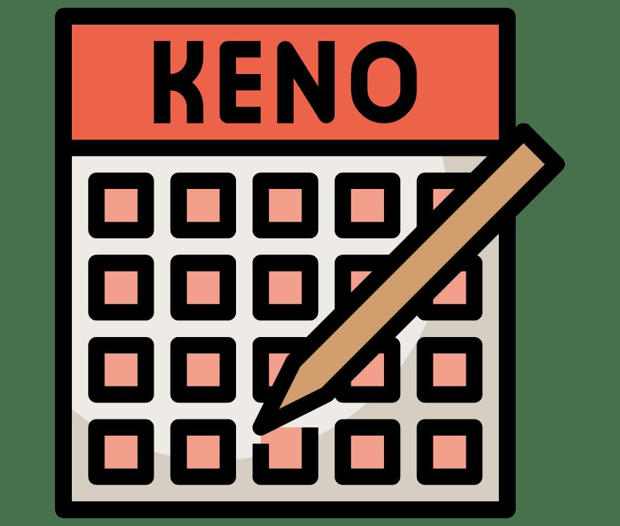 3 Bästa Keno Online Casinos 2021