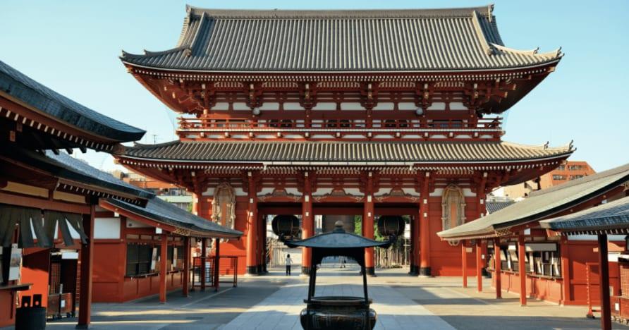 Utvidgning av Leo Vegas till den japanska spelmarknaden
