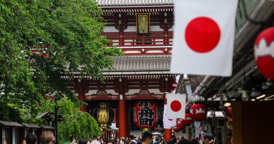 Välja det bästa online-casinot i Japan