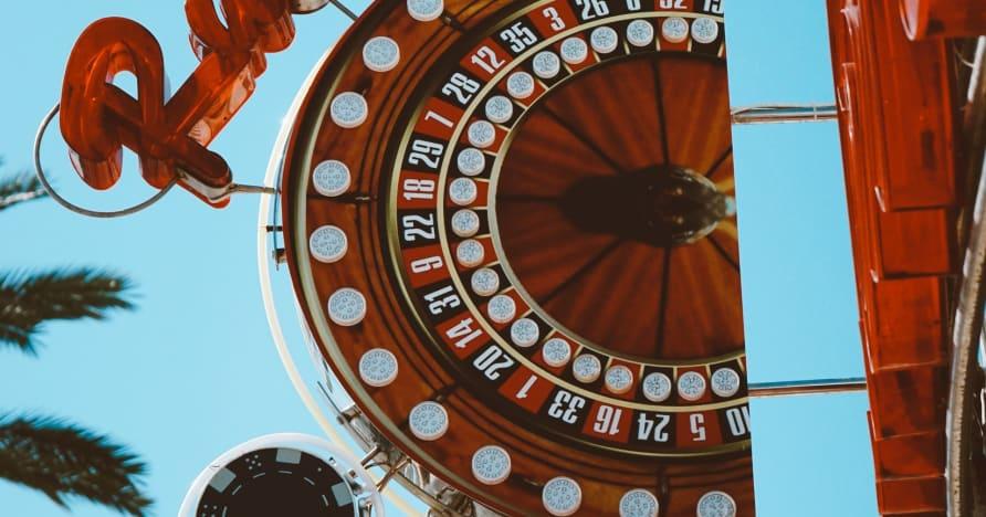 Online-roulette: Martingale-strategi
