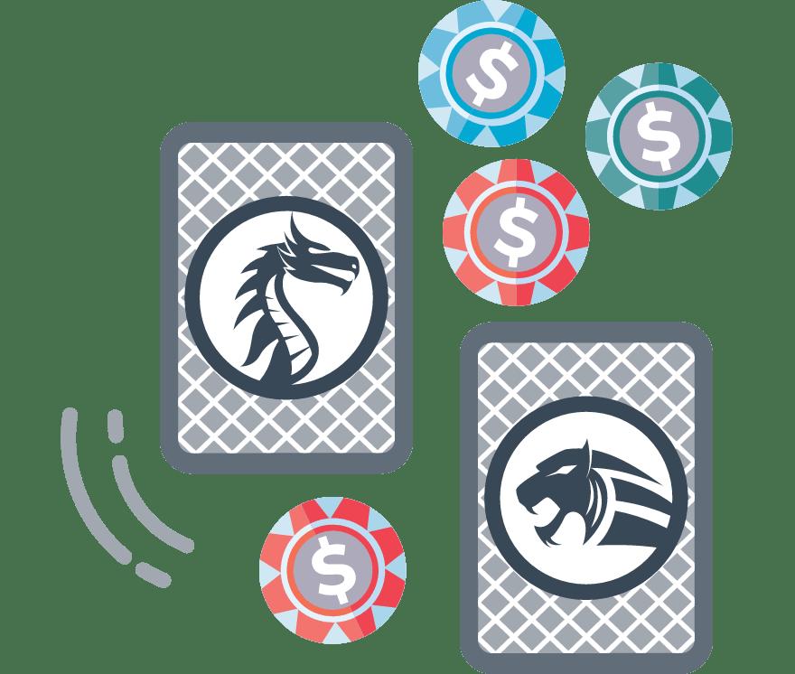 4 Bästa Dragon Tiger Online Casinos 2021