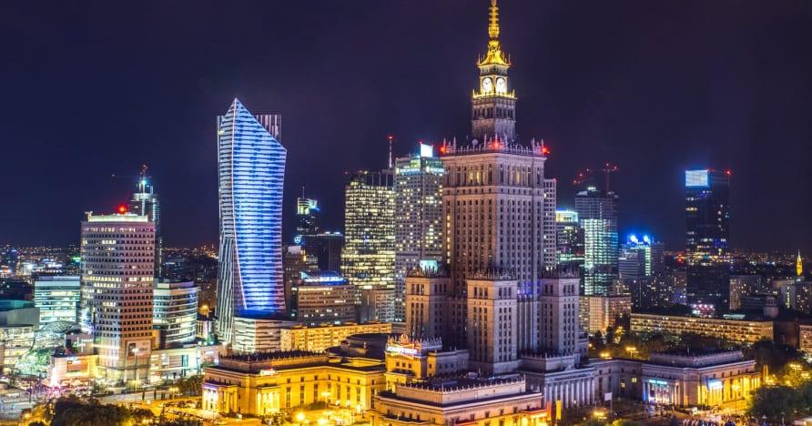 Polens onlinecasinon: internetspel i Polen
