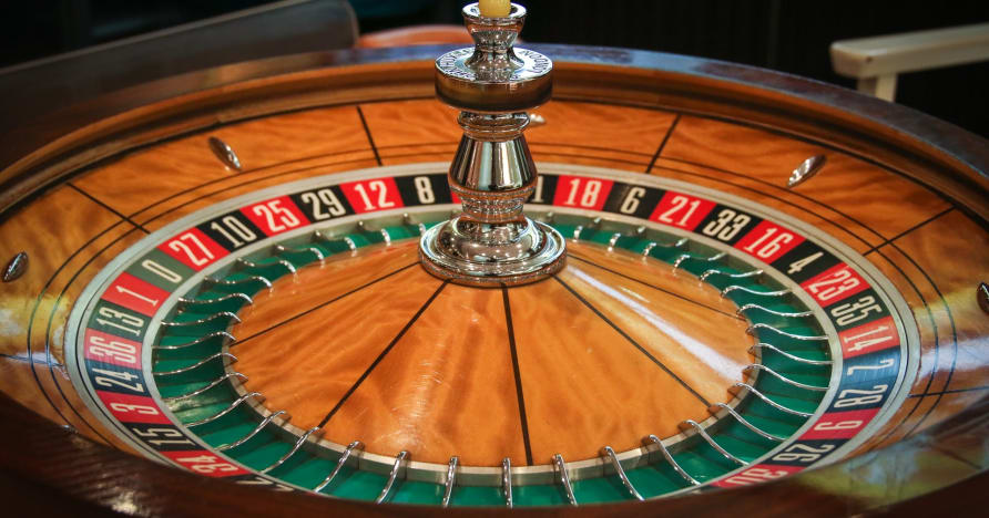 Online-roulette: Anti-Martingale-strategi