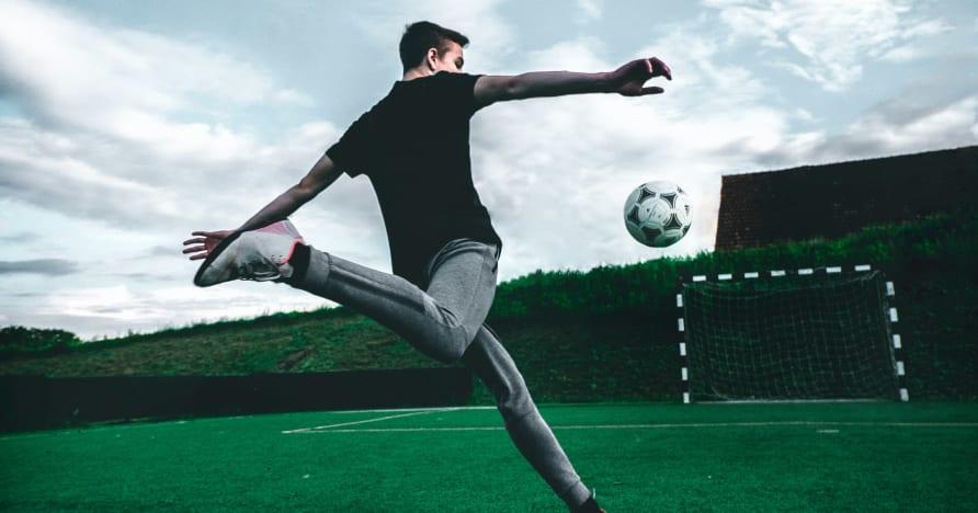 Online sportspel på 22BET för tjeckiska fans