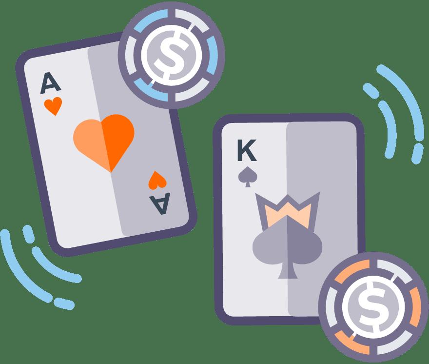 Bästa Casino War Online Casinos 2021